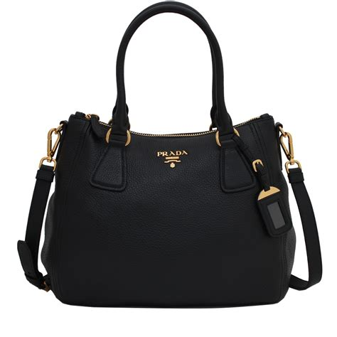 Prada Luxury 169937 9 prada 1bc032 vitello phenix leather convertible bag pink