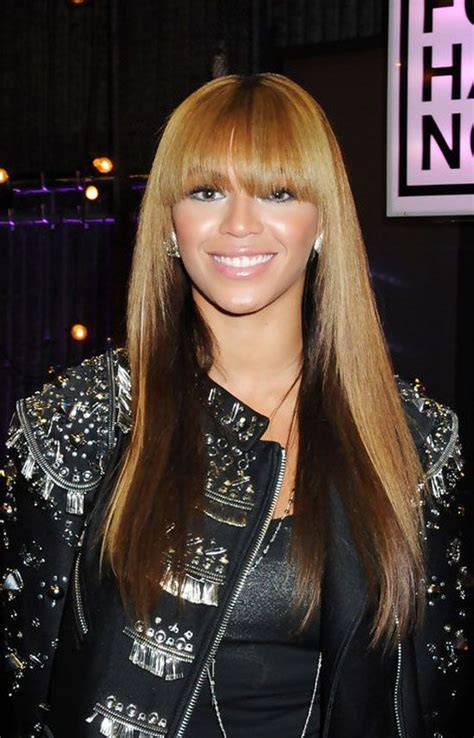 kirko bangs haircut 18 best images about beyonce hair on pinterest her hair