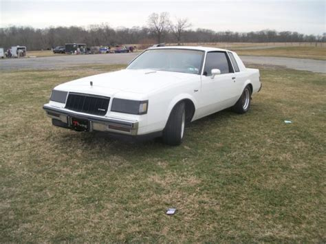 automotive air conditioning repair 1985 buick regal auto manual 1985 buick turbo regal t type rare 1 of 217 in white same as grand national for sale in