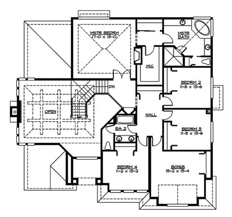 moravia luxury southern home plan 071d 0161 house plans