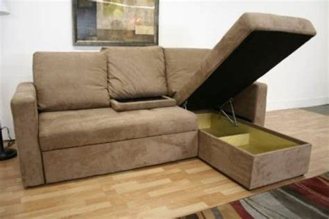 Sectional Sofa With Storage Sectional Sleeper Sofa With Storage The Interior Design Inspiration Board