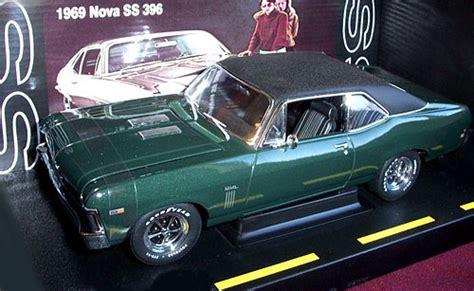 Diecast Wheels Fathom This Putih 1969 chevy ss 396 fathom green gmp 1 18 diecast car scale model