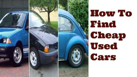 Cars For Cheap Prices by Ppt Do You Wish To Buy Used Cars At Cheapest Prices