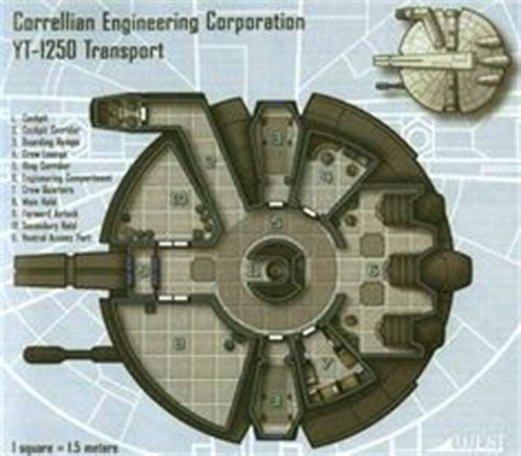 millenium falcon deck plans 1000 images about starship plans on cutaway