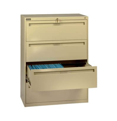 4 drawer lateral file cabinet 42 wide tennsco lpl4248l40 4 drawer 42 quot wide lateral file cabinet