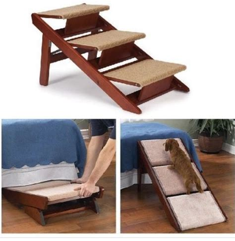 steps for dogs to get into bed best 25 dog stairs ideas on pinterest pet stairs pet