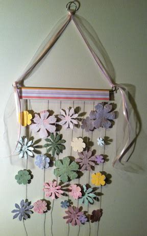 Handmade Wall Hangings Ideas - wall hanging made with handmade papers create n craft
