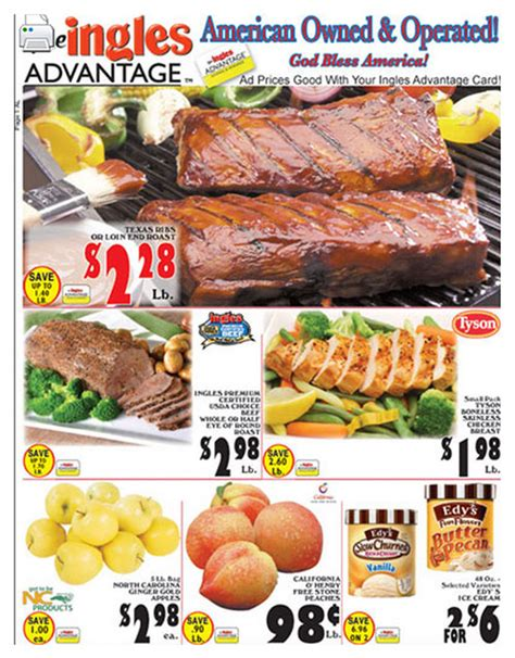 ingles printable grocery coupons ingles weekly circular grocery store