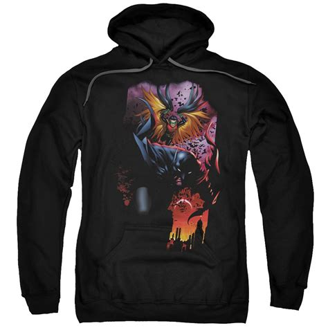 batman and robin 1 pullover hoodie