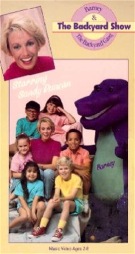 Barney Backyard Show by Barney The Backyard Show 1990 Synopsis