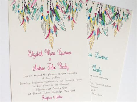 american wedding invitation ideas 32 best images about pocahontas baby shower on feathers maternity dresses and