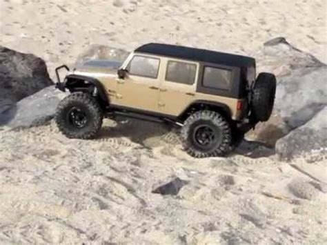 Axial Jeep Rubicon Axial Jeep Rubicon Kit Run With