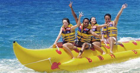 Bali Banana Boat Tanjung Benoa banana boat rides tanjung benoa nusa dua bali bmr water