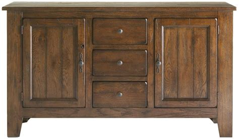 Attic Door Furniture by Broyhill Furniture Attic Rustic Buffet With Storage