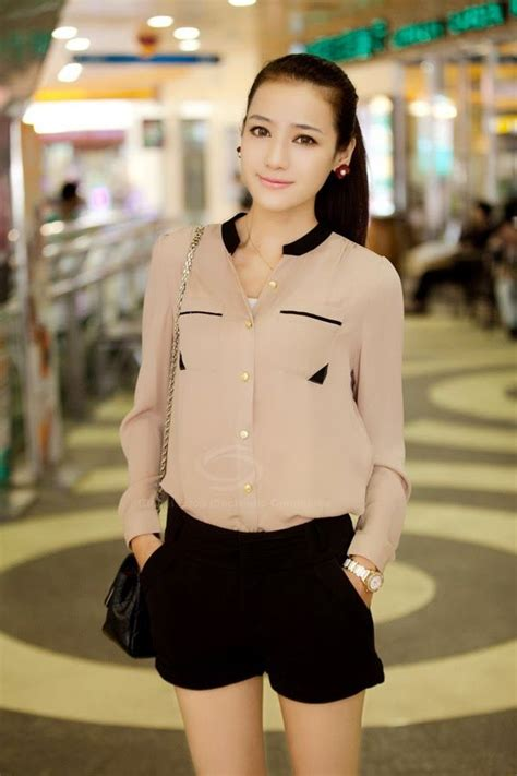 imagenes coreanas femeninas moda coreana 16 looks de ropa casual para chicas mundo