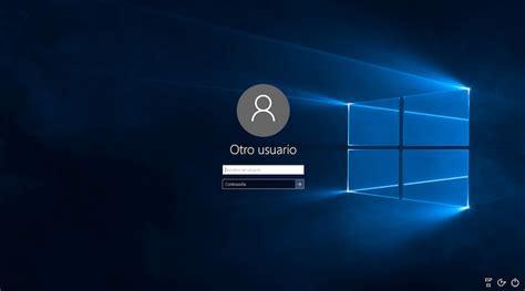 imagenes predeterminadas windows 10 c 243 mo hacer que windows 10 te solicite el usuario y la