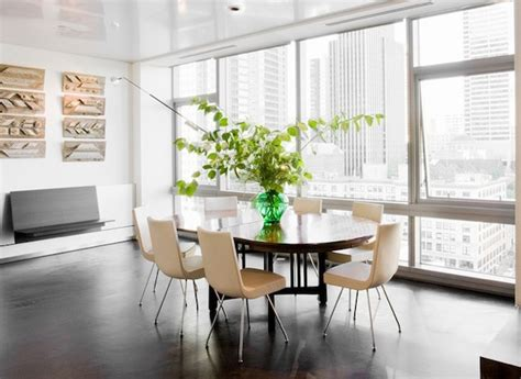 Dining Table Plants Creatively Outfitting Your Home With Green Plant Inspiration
