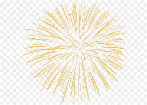 yellow cliparts transparent red gold firework     saurabh sharma