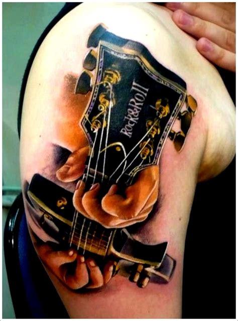tattoo design guitar 25 creative guitar tattoo designs