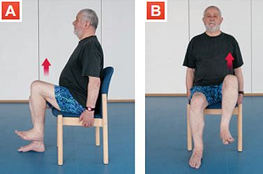 Armchair Exercises Adults by Sitting Exercises Live Well Nhs Choices