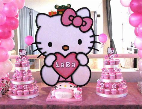 imagenes de hello kitty fiestas infantiles fiesta de hello kitty 1 cumplea 241 os pinterest hello