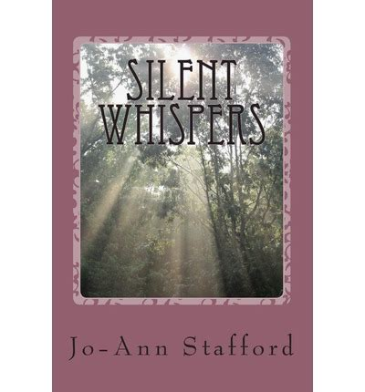 mississippi whispers books silent whispers ms jo stafford 9781482724813