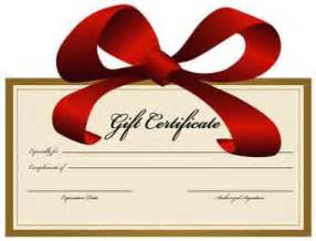 gift certificate clip art cliparts co