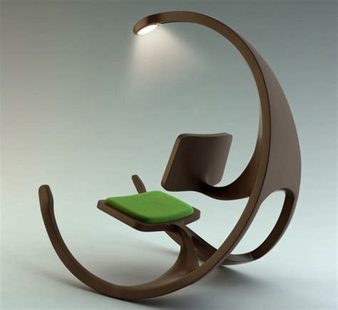 modern chair design beautiful and original product designs rocking chairs
