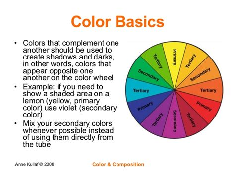 what is color color composition