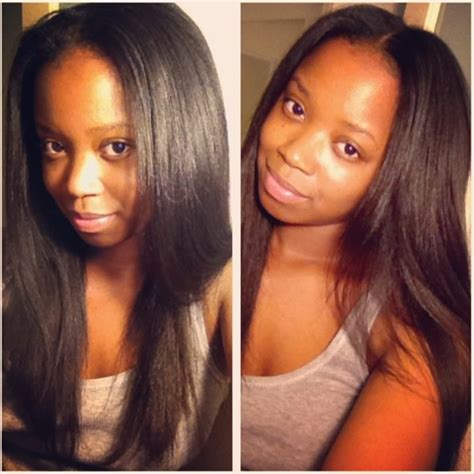 hairstyles for long relaxed hair long relaxed hair inspirations part 2 6 the style news