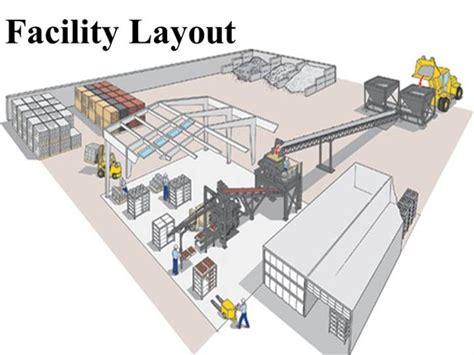 facility layout strategy 36899615 facility layout authorstream