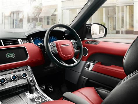 land rover autobiography red interior 2014 range rover sport red interior forcegt com