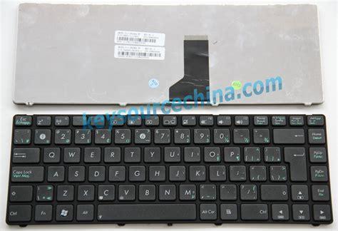 Keyboard Laptop Asus A43 Original 1 04gnzc1kcb00 1 asus u30 u31 u35 ul30 ul80 a42 a43 k42 k43 x32 x35 x42 n82 keyboard clavier