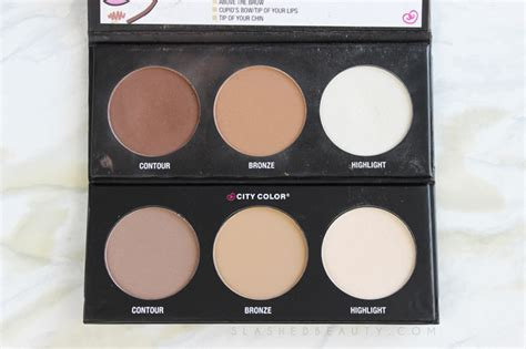 City Color Contour Effect 2 Pallete Tone review city color contour effects 2 palette slashed