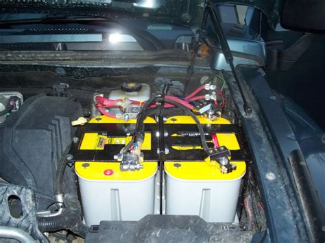 battery for hummer h3 optima battery install hummer forums enthusiast forum
