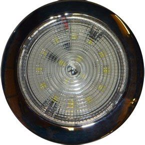 Marine Cabin Lighting by A3 Low Profile Ss Led Ceiling Light Surface Mt 94mm