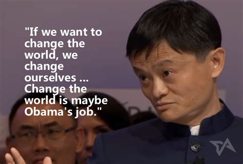 jack ma vs jeff bezos a tale of two very different 15 of the best quotes from jack ma s interview at davos