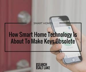 latest smart home technology how smart home technology will make keys obsolete soon