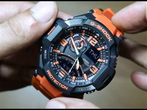 G Shock Ga 1000 4a casio g shock gravity master ga 1000 4a unboxing