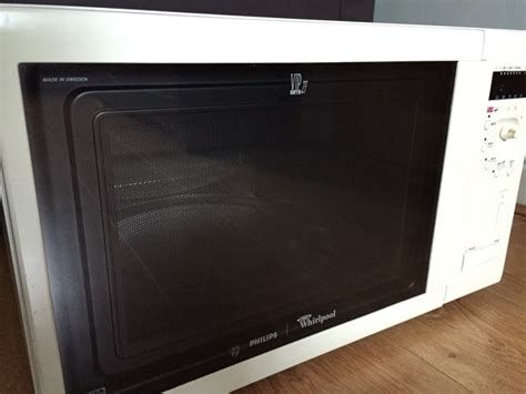 Microwave Philips vip27 philips whirlpool microwave for sale in killiney dublin from johndonka