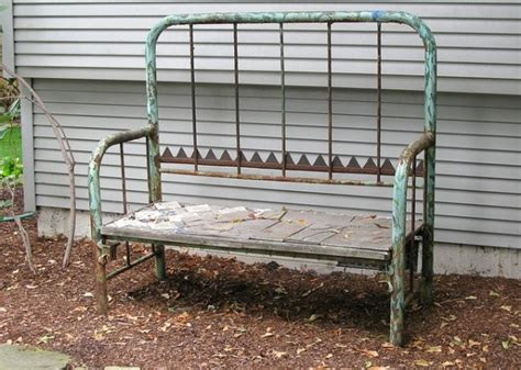 benches made out of headboards 32 new upcycled diy ideas for old headboards
