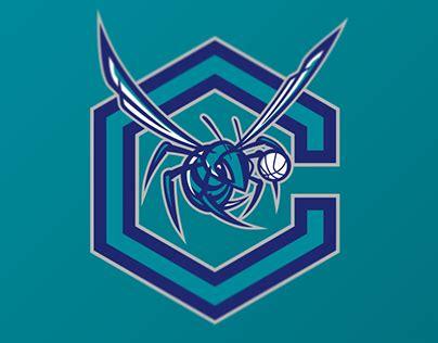 charlotte nc graphic design jobs charlotte hornets logo concept on behance