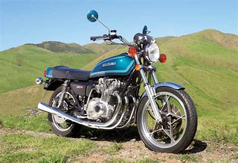 Japan Classic Motorrad by 1977 Suzuki Gs750 Classic Japanese Motorcycles