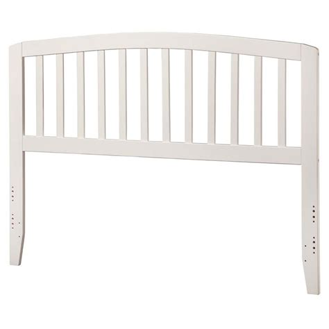 richmond headboard atlantic furniture richmond queen spindle headboard in