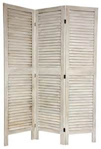 Venetian Room Divider 6 Ft Classic Louvered Slat Venetian Room Divider Mediterranean Screens And Room
