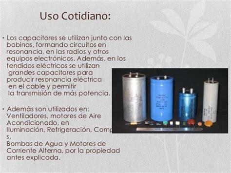 definicion de capacitor en refrigeracion que es un capacitor de arranque en refrigeracion 28 images refrigeraci 243 n y climatizaci