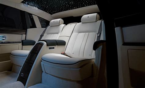 rolls royce phantom extended wheelbase interior car and driver