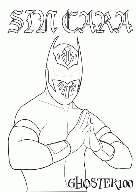 wwe triple h coloring pages coloring home
