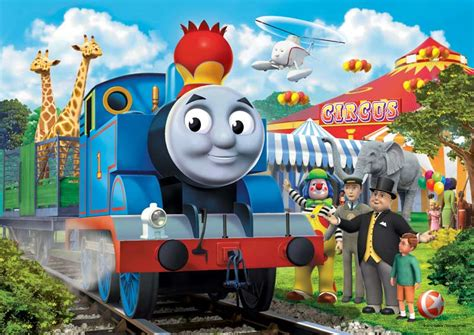 Circus Fun (Thomas & Friends) Children's Puzzles