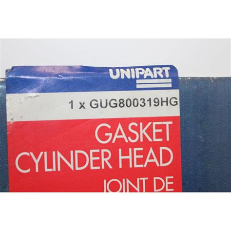 Unipart Garages by Joint De Culasse Unipart R 233 F 233 Rence Gug800319hg Vintage